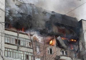 В крупном российском городе взрыв газа разрушил три этажа жилого дома. Есть погибшие