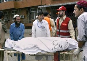 При взрыве в Пакистане погибли иностранные журналисты