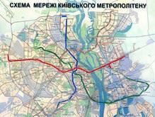 Столичные власти изменили проект строительства метро на Троещину