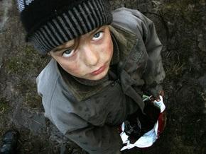Ирландские курсанты спустились с небоскреба ради детей-чернобыльцев