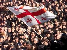 В Тбилиси 7 ноября пройдет антиправительственная акция