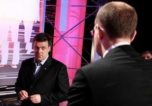 Яценюк, Тягнибок и Турчинов раскритиковали админреформу Януковича