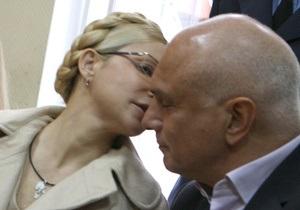 Батьківщина подтвердила информацию о том, что муж Тимошенко просит политубежища в Чехии