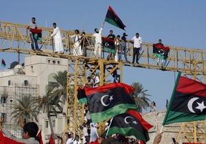ПНС Ливии поблагодарил Саркози и поздравил Олланда
