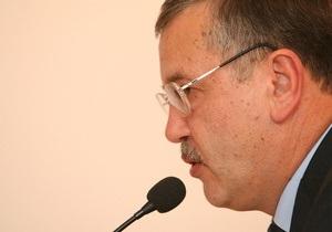 Гриценко решил не объединяться с Балогой