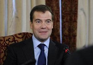 Медведев прокомментировал ратификацию Радой соглашения по ЧФ