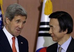США и Южная Корея заявили о готовности помочь КНДР в обмен на выполнение Пхеньяном международных обязательств