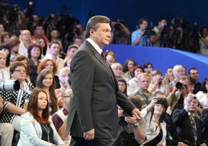 Янукович: Реформы должны отвечать на вопрос, как завтра и послезавтра будут жить люди