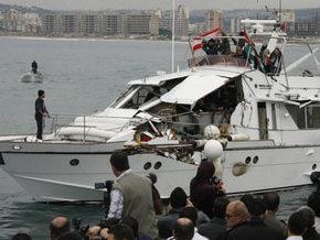 В кипрском порту затонуло судно, доставлявшее помощь палестинцам в Сектор Газа