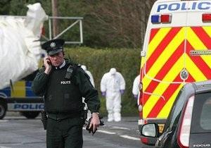 Полиция Северной Ирландии арестовала подозреваемого в убийстве британских солдат