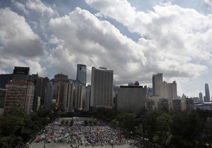 Гонконг празднует 13-ю годовщину установления китайского суверенитета
