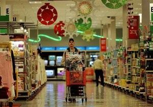 Предпраздничный шопинг может заменить спортзал