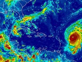 Ураган Билл усилился до четвертой степени опасности