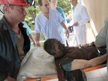 Из больницы выписали 24-х горняков, пострадавших при взрыве в Енакиево