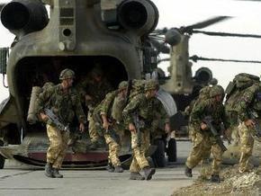 Британия может увеличить численность своих войск в Афганистане
