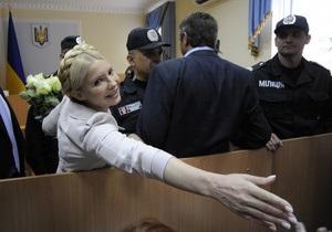 Тимошенко: Киреев боится заявлений о своей предубежденности