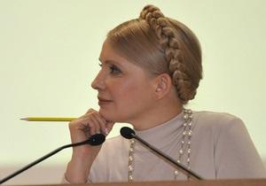 Тимошенко рассказала, кого регионалы готовят в премьеры