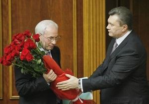 Азаров: Украина имеет долговременные стратегические интересы в России