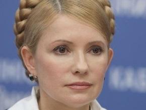 Тимошенко рассказала о планах Банковой продлить правление Ющенко