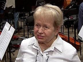 Известный композитор Александра Пахмутова отмечает 80-летие