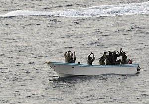 В МИД объяснили, почему пираты покинули судно с украинским экипажем