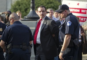 В Вашингтоне арестован мэр города