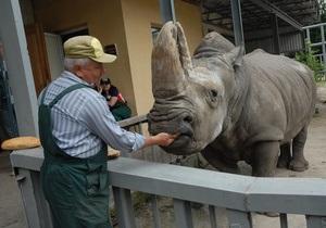 Киевский зоопарк отреагировал на сюжет журналистов