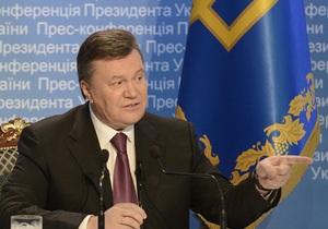 Он не пришел. Янукович второй год подряд отказался выступить в Раде с ежегодным посланием