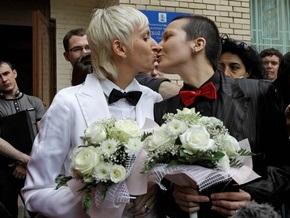 Суд признал законным отказ регистрировать брак московских лесбиянок