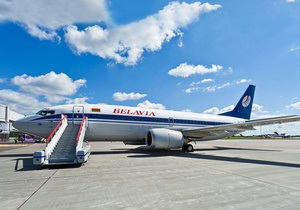 Россия и Беларусь прервали авиасообщение