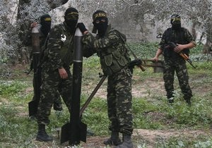 Палестинские боевики нарушили перемирие с Израилем