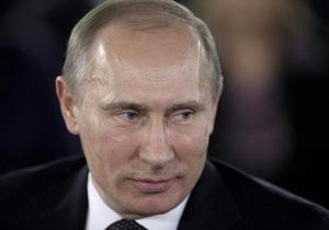 Путин лично подал документы для регистрации кандидатом в президенты
