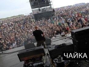 На выходных в Киеве пройдет 11-й рок-фестиваль Чайка