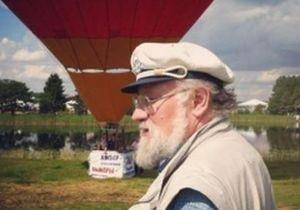 Глава ЦИК РФ прилетел на форум Селигер на воздушном шаре