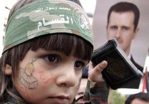 Клинтон: США и ЛАГ не позволят режиму Асада избежать ответственности