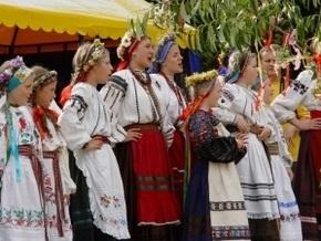 В Киеве в шестой раз прошел этнофестиваль Країна мрій