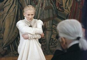 Тильда Суинтон стала лицом Chanel