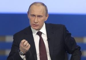 Путин поговорил по телефону с главой временного правительства Кыргызстана