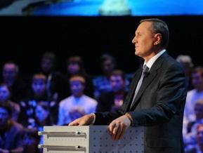 Партия регионов пока не планирует создавать коалицию с БЮТ