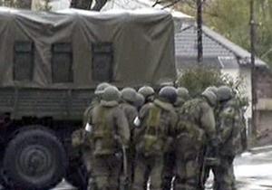 Из-за угрозы крупного теракта в Махачкале перекрыт центр города
