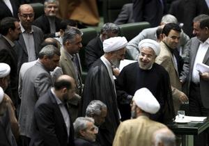 Впервые в истории Ирана вице-президентский пост заняла женщина