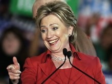 Хилари Клинтон обозвали чудовищем