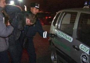Устроившие стрельбу в ночном клубе в Одессе полтавские предприниматели угрожали сотрудникам милиции