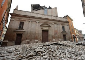 МИД: Украинцев нет среди погибших и пострадавших в результате землетрясения в Италии