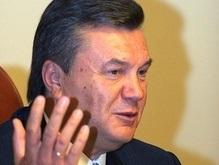 Янукович заявил, что находится с Балогой по разные стороны баррикад
