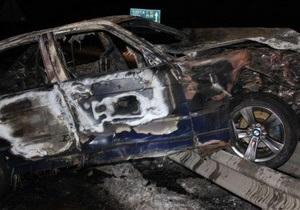 На Одесской трассе в результате ДТП погиб человек и четверо получили травмы