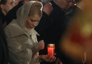 Тимошенко поздравила нового главу УГКЦ