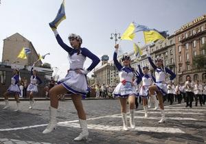 новости Киева - День Независимости - День Флага - Обнародована программа празднования Дня Флага и Дня Независимости в Киеве