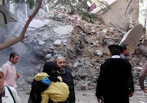 В Александрии обрушился 11-этажный дом. Сообщается о 12-ти погибших