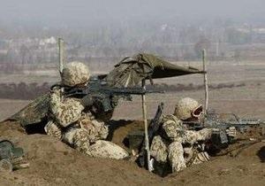 Военные провели в Афганистане одну из крупнейших спецопераций против талибов